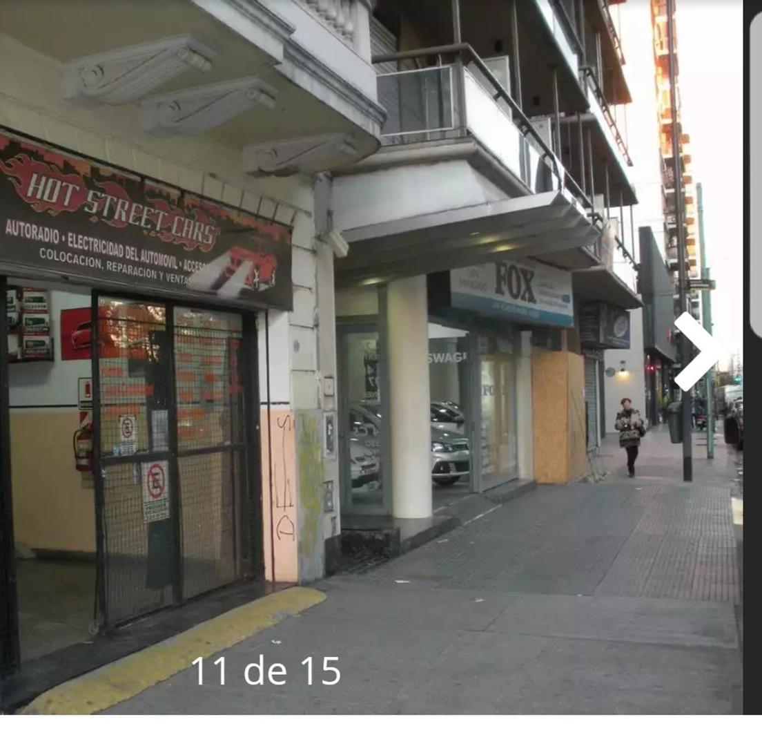 Local en PB en Chacarita (Zona Distrito Audiovisual)