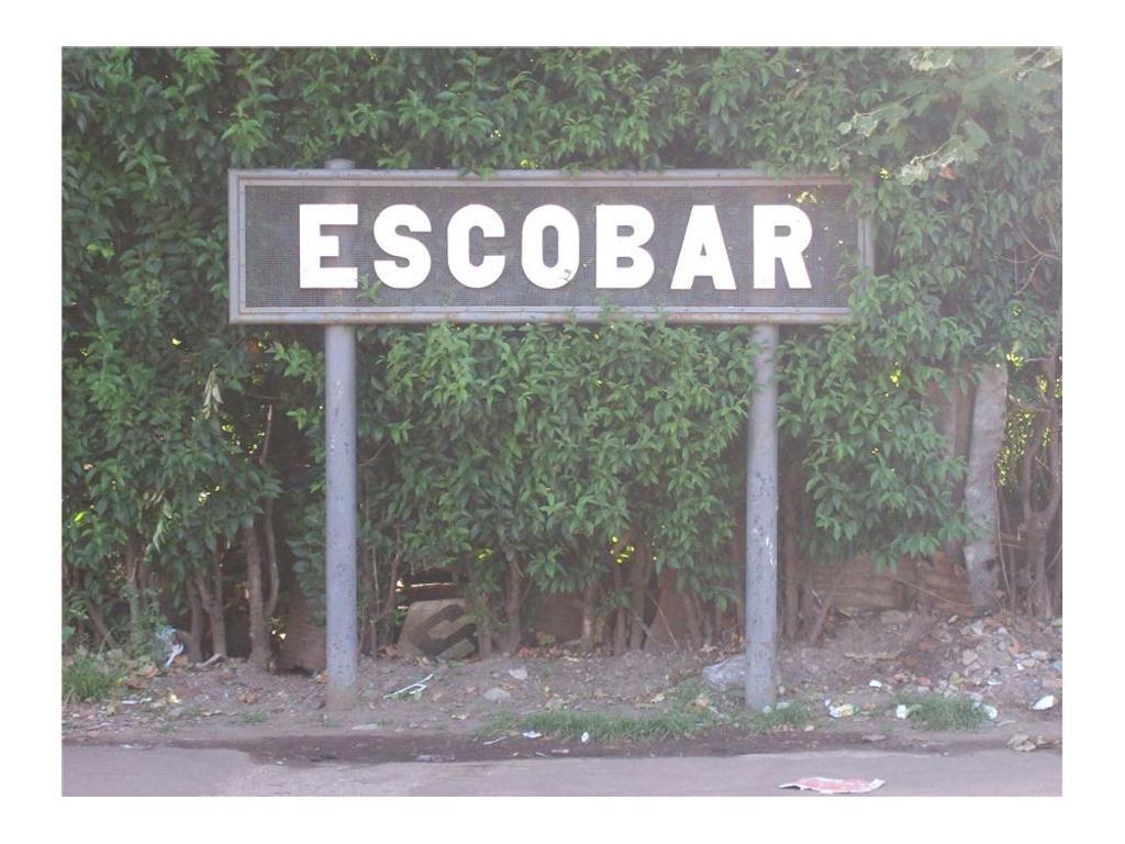 Campo 5 has en Escobar.