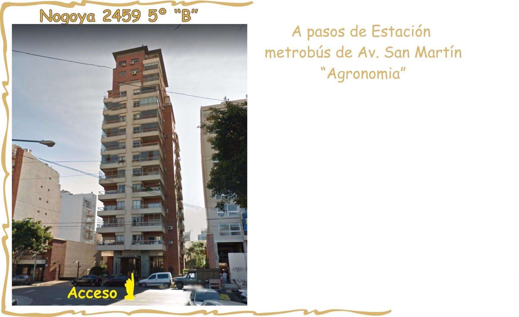 """""""EN EL TOP TEN..."""" Dto PREMIUM 3 amb. 2 Baños. Dormitorio principal en suite + balcón aterrazado"""