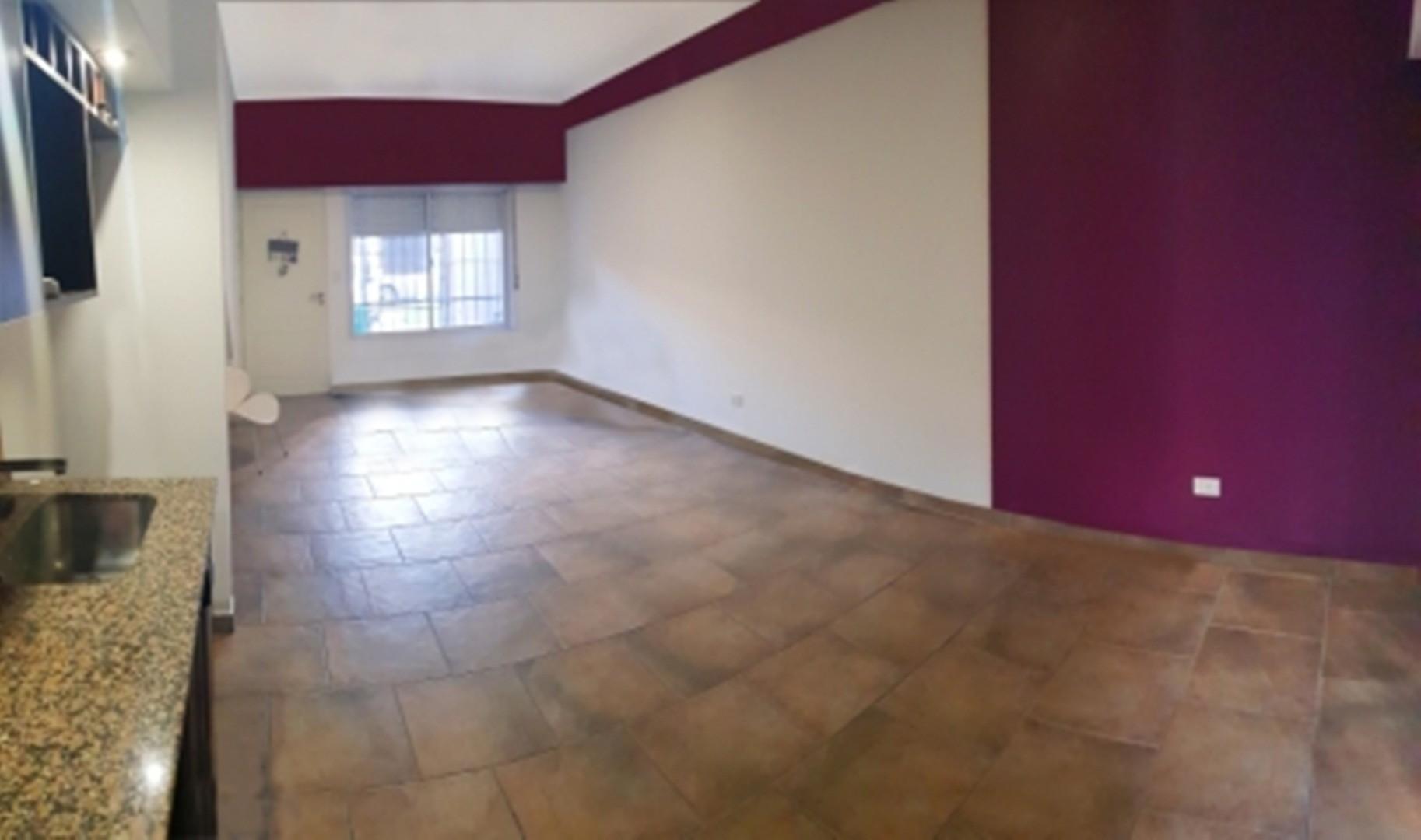 3 amb cochera y patio V.Luzuriaga