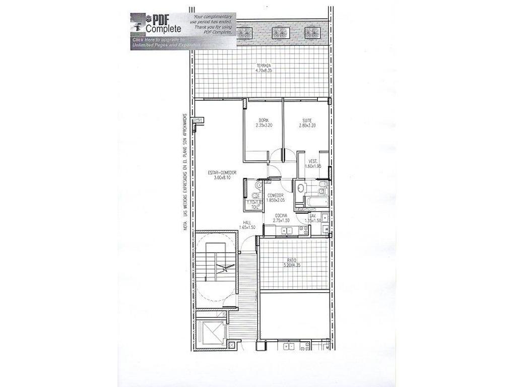 Semipiso 3 Ambientes Apto Profesional en Venta ubicado en Caballito, Capital F - CAB0029_LP120153_1