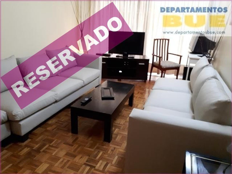 TOTALMENTE RECICLADO amplio departamento 3 ambientes al frente con balcón corrido