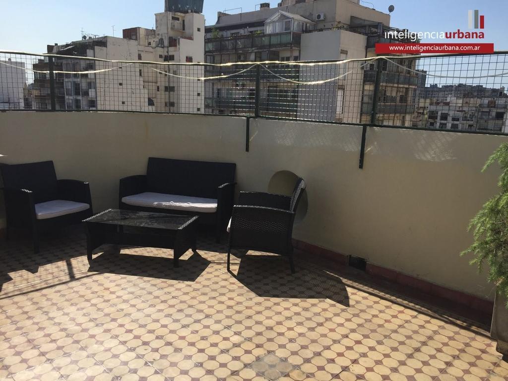 Excelente departamento 4 amb mas escritorio y balcon terraza