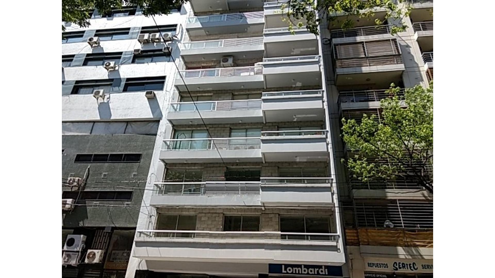 Venta Belgrano a estrenar 3 ambientes 75 m2 muy luminoso al contrafrente balcon corrido amenities