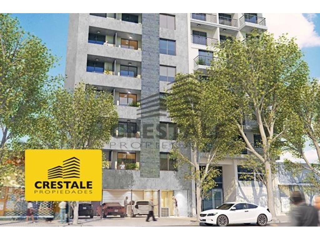 Departamento 1 dormitorio a la venta Rosario. Avellaneda y Zeballos. Entrega Mayo 2019.