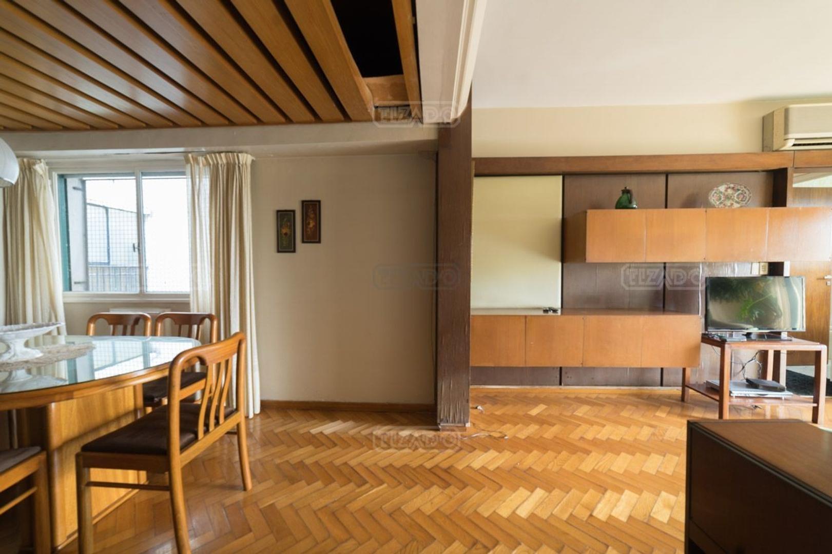 Departamento en Caballito con 2 habitaciones