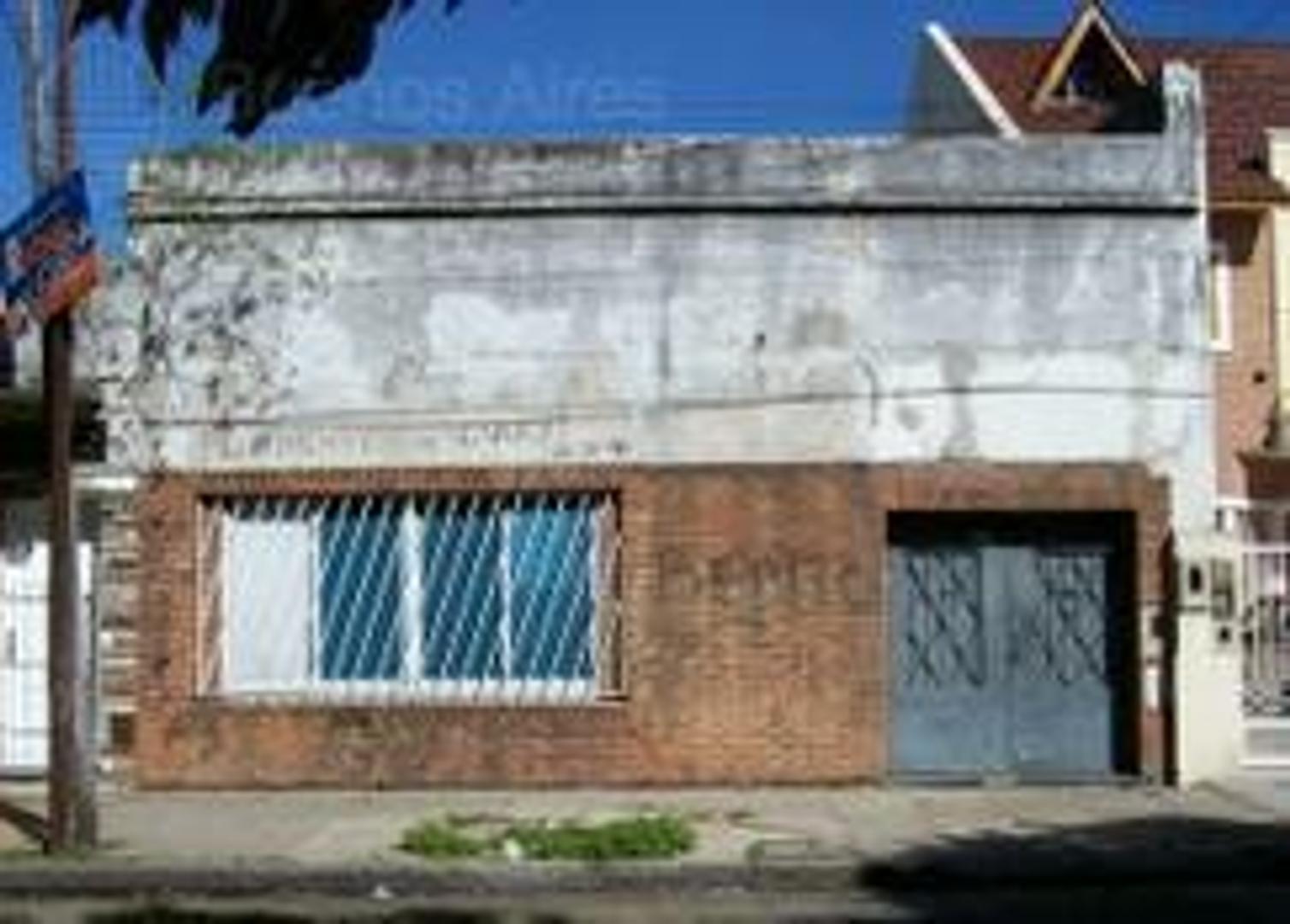 INVERSION/ VILLA DEL PARQUE /CASA / SAN NICOLAS 2500/8.66X47