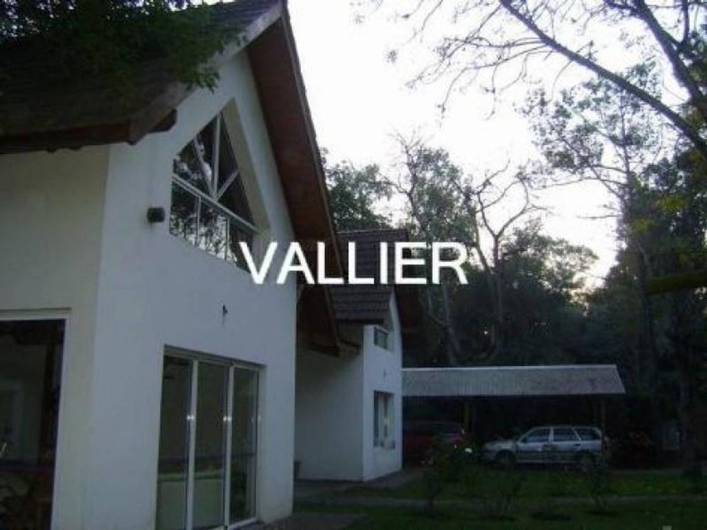 Casa en Venta-Pilar- La Garza 3297