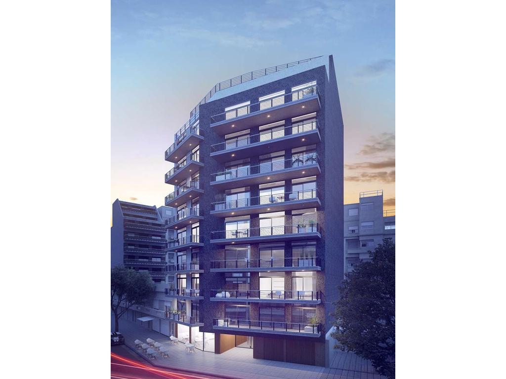 Departamento. Living/Comedor. 1 dormitorio(s) 1 en suite. 1 toilette(s). Al contrafrente.Orient...