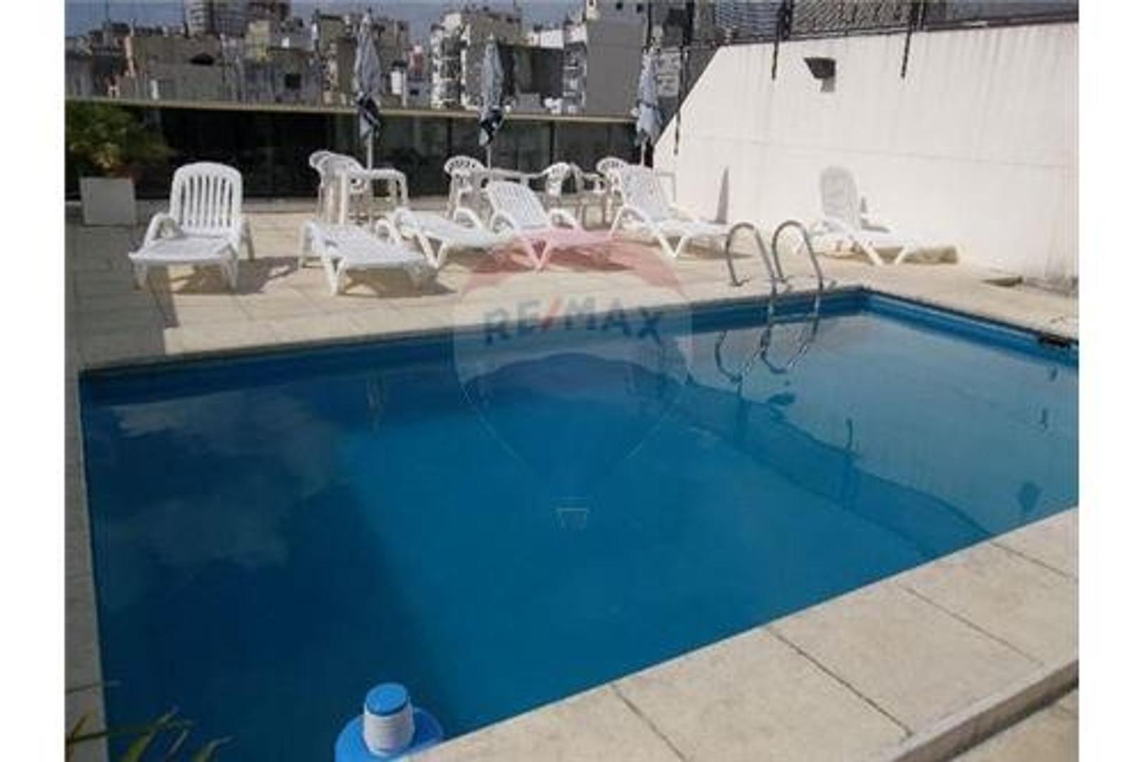 2AMB cochera y amenities Recoleta NUEVO PRECIO
