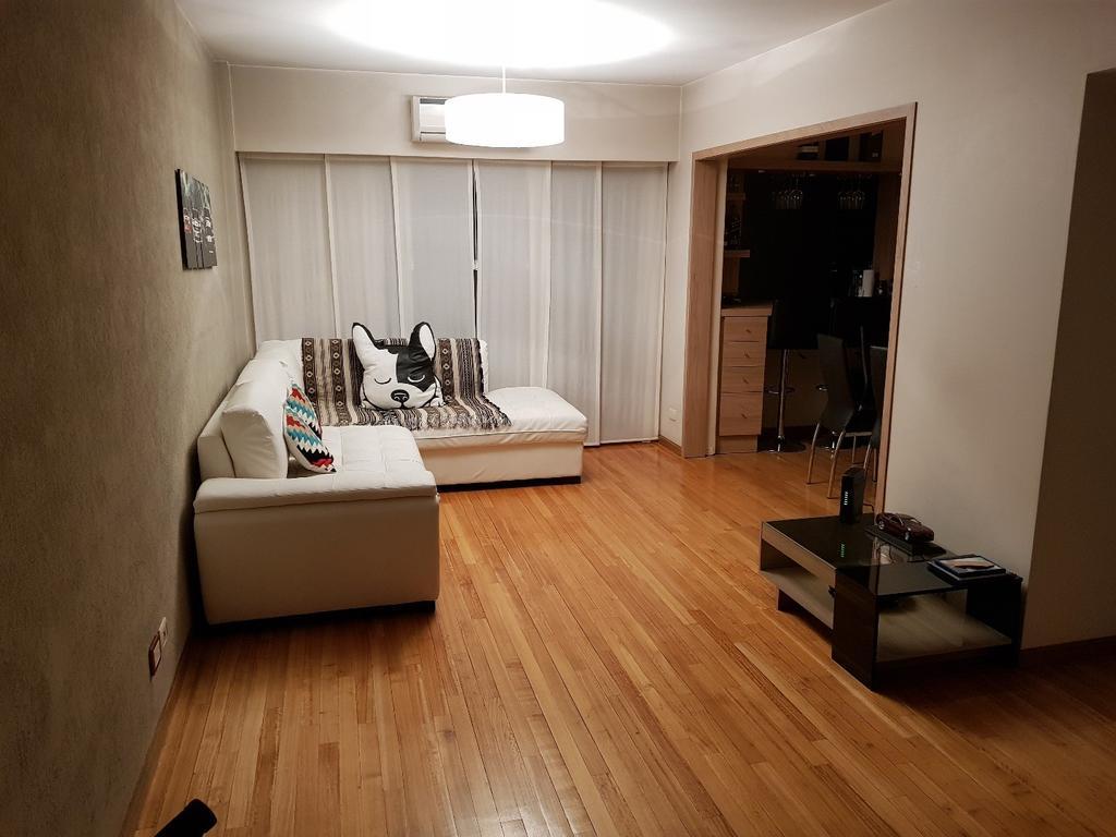 Hermoso departamento 3 ambientes convertido en 2