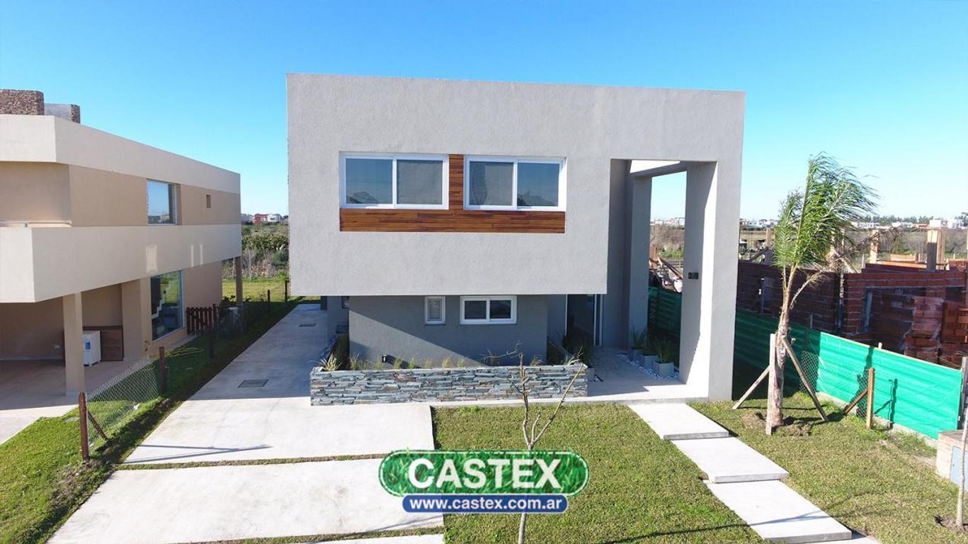 Moderna casa con gran diseño