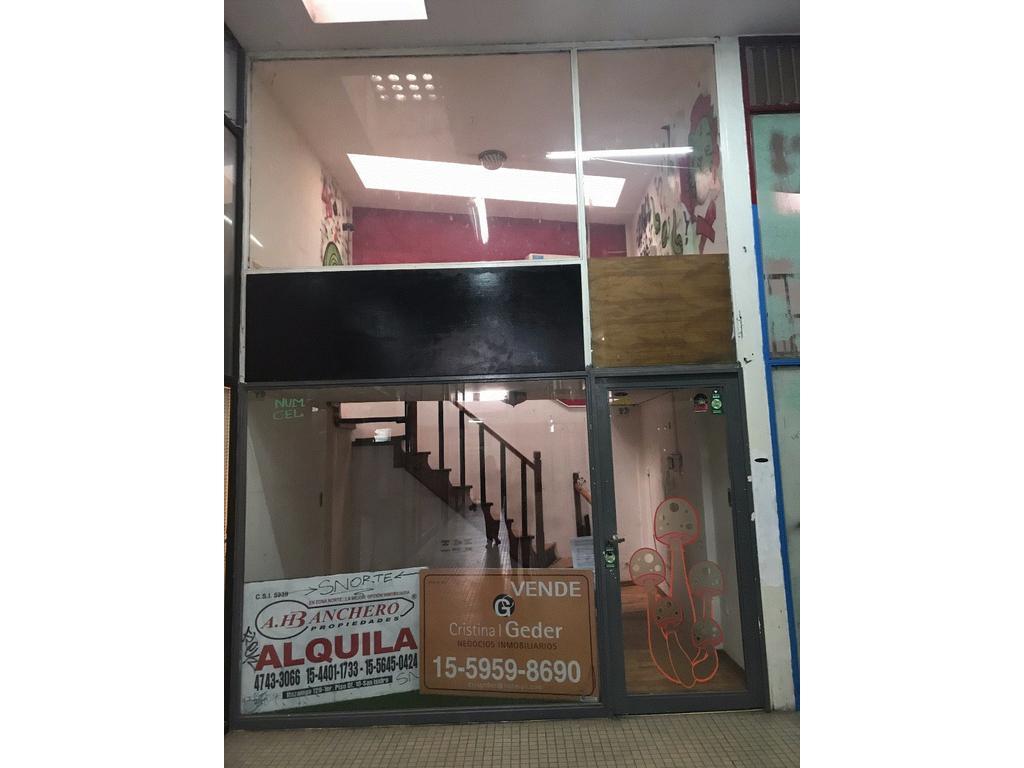 Local en Galeria Belgrano