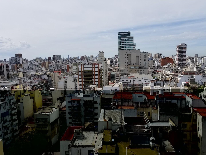 DEPTO. 4 AMB. C/DEP. PISO 15 º  ( increible vista Ciudad/Rio )