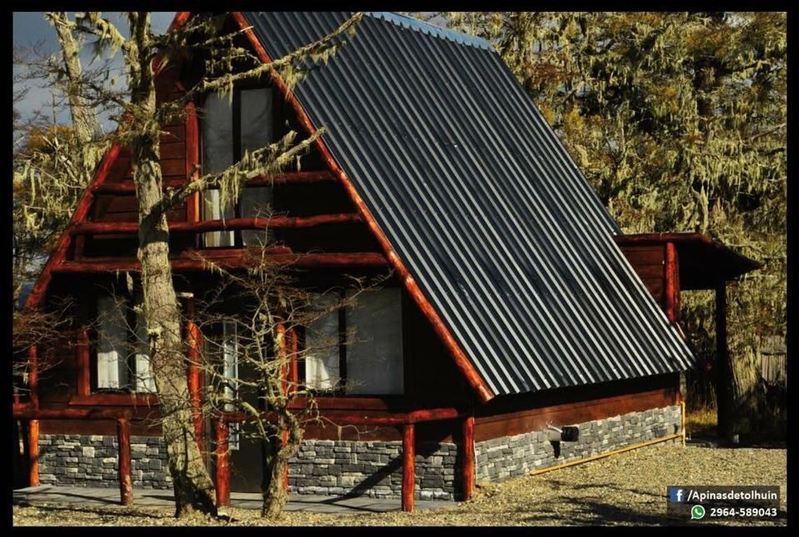 Venta de  2 hermosas cabañas en localidad de Tolhuin para el turismo