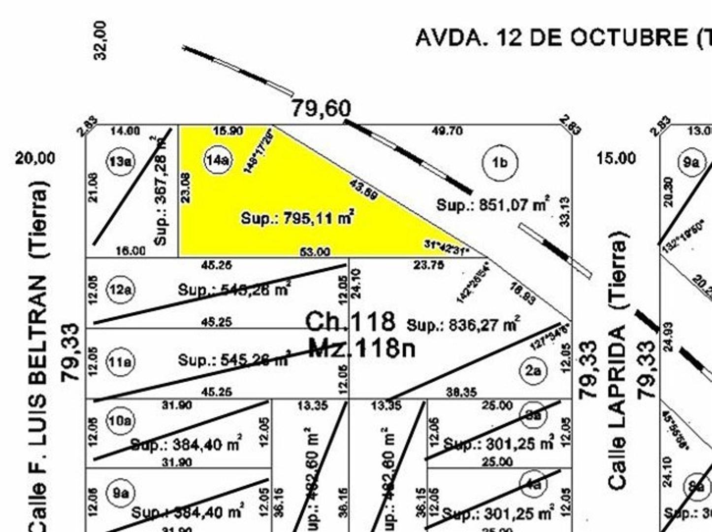 XINTEL(MEP-MEP-872) Lote - Venta - Argentina, CORONEL SUÁREZ