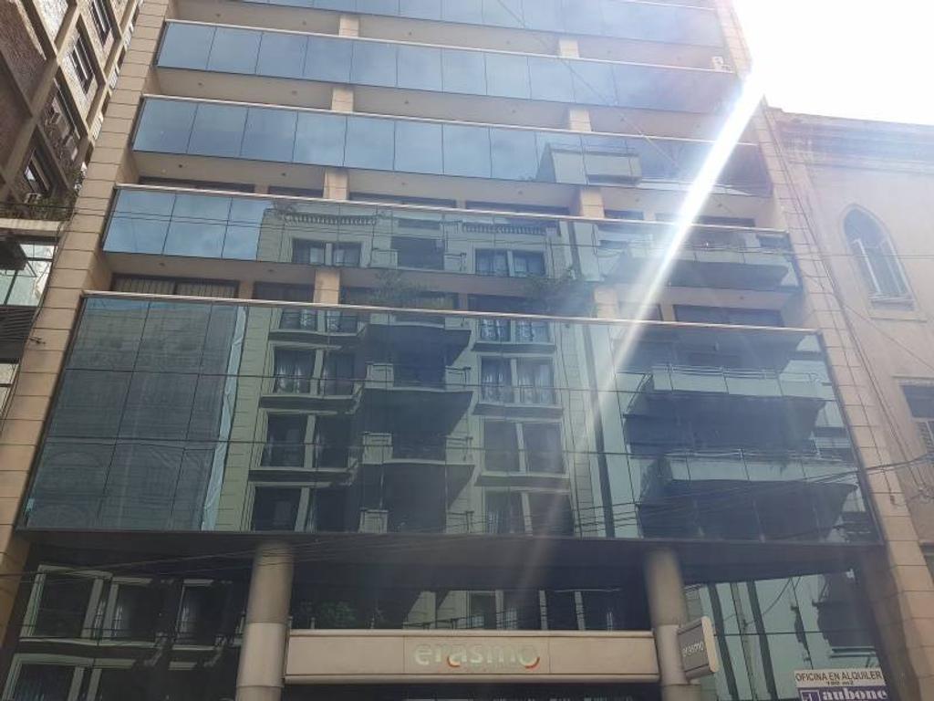 departamento de 2 ambientes en edifcio moderno con vigilancia amoblado