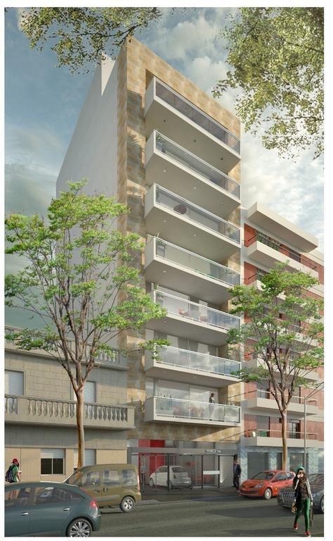 Villa Crespo 4 Ambientes C/dep y Balcon Aterrazado C/parrila Ind + Amenities