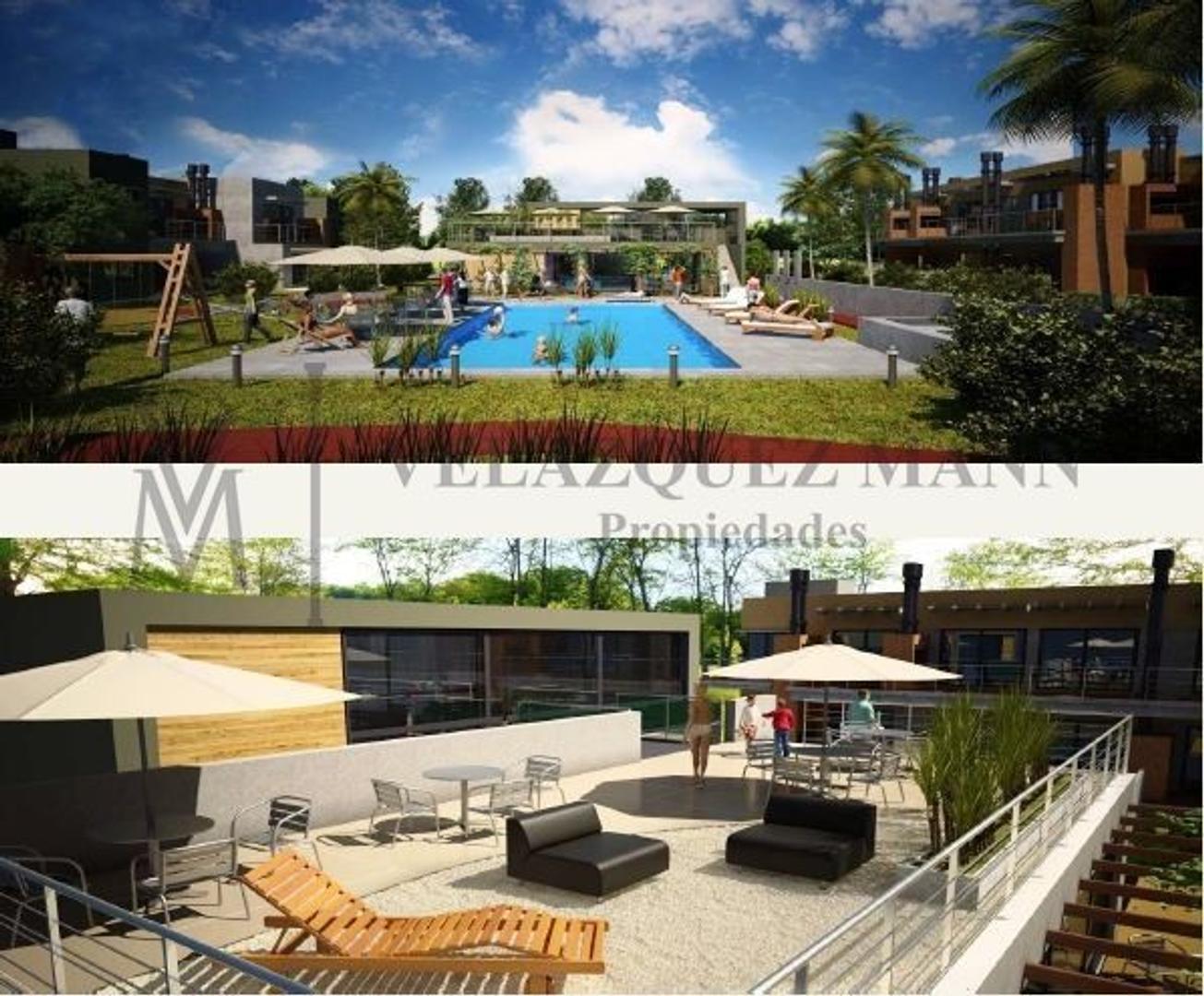 Duplex en Venta en Espacio Las Cavas