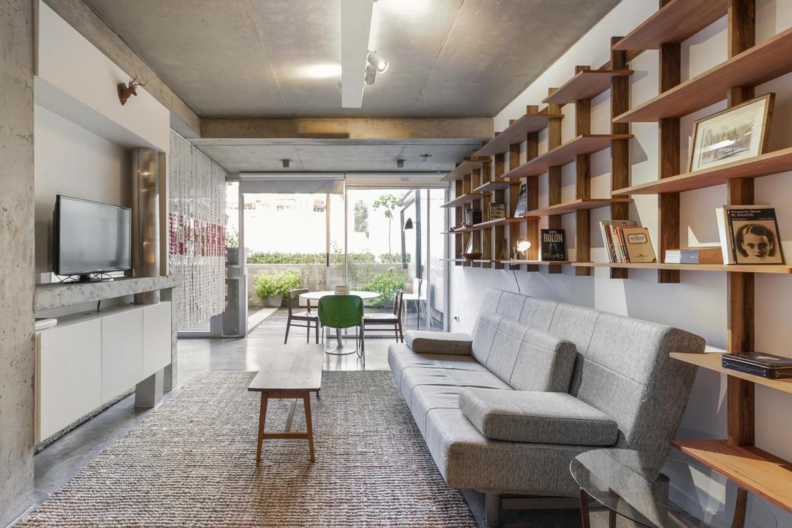 Departamento en Alquiler en Palermo Hollywood - 2 ambientes