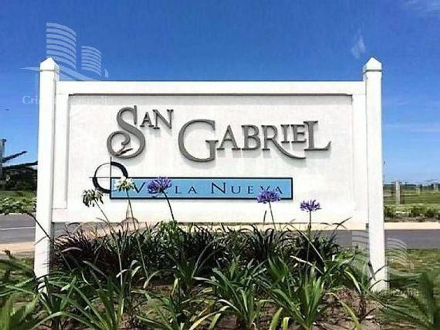 Terreno en Venta en San Gabriel