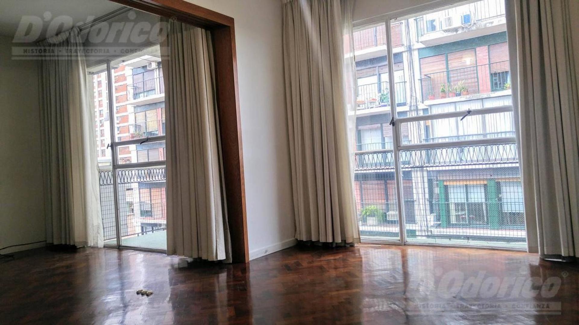 2 ambientes en alquiler en Palermo