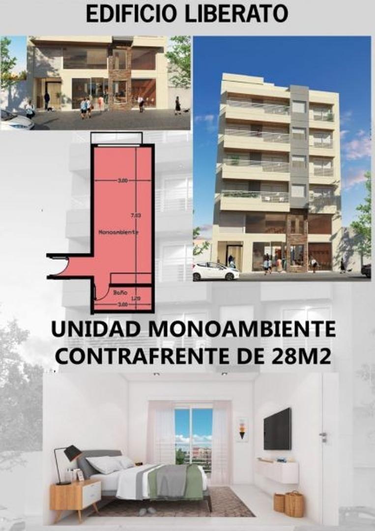 Departamento en Venta en San Miguel - Monoambiente