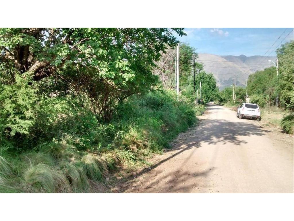 Piedra Blanca - Merlo San Luis 1 Lote de  1200 metros cuadra