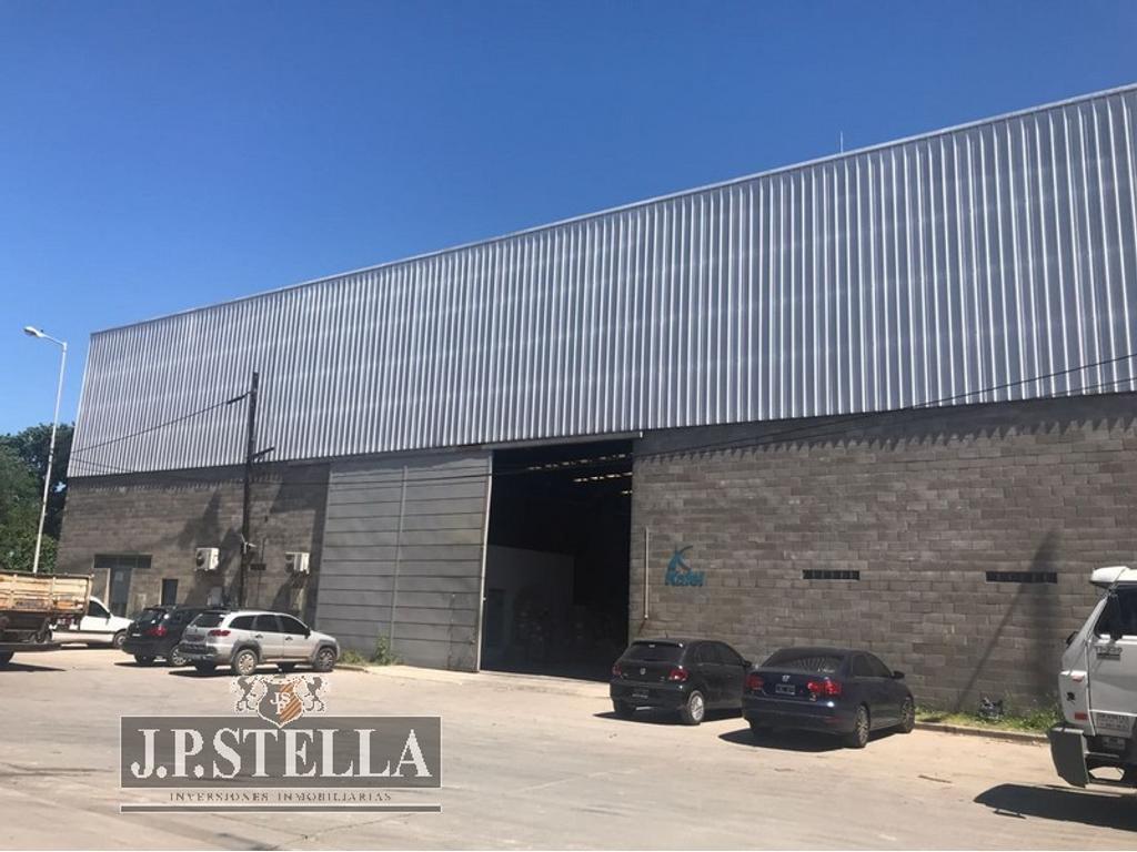 Depósito 2980 m² - Parque Industrial La Cantábrica - Valentin Gomez 151 - Haedo - Morón