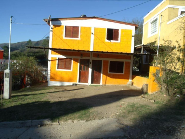 Casa en Venta en Bialet Masse - Monoambiente