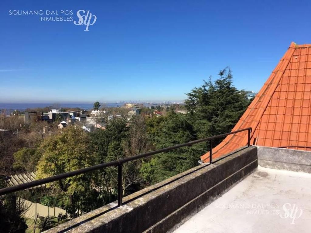 Oportunidad Imponente Terreno en Barranca con vista al Rio en  La Lucila 1500mts  -