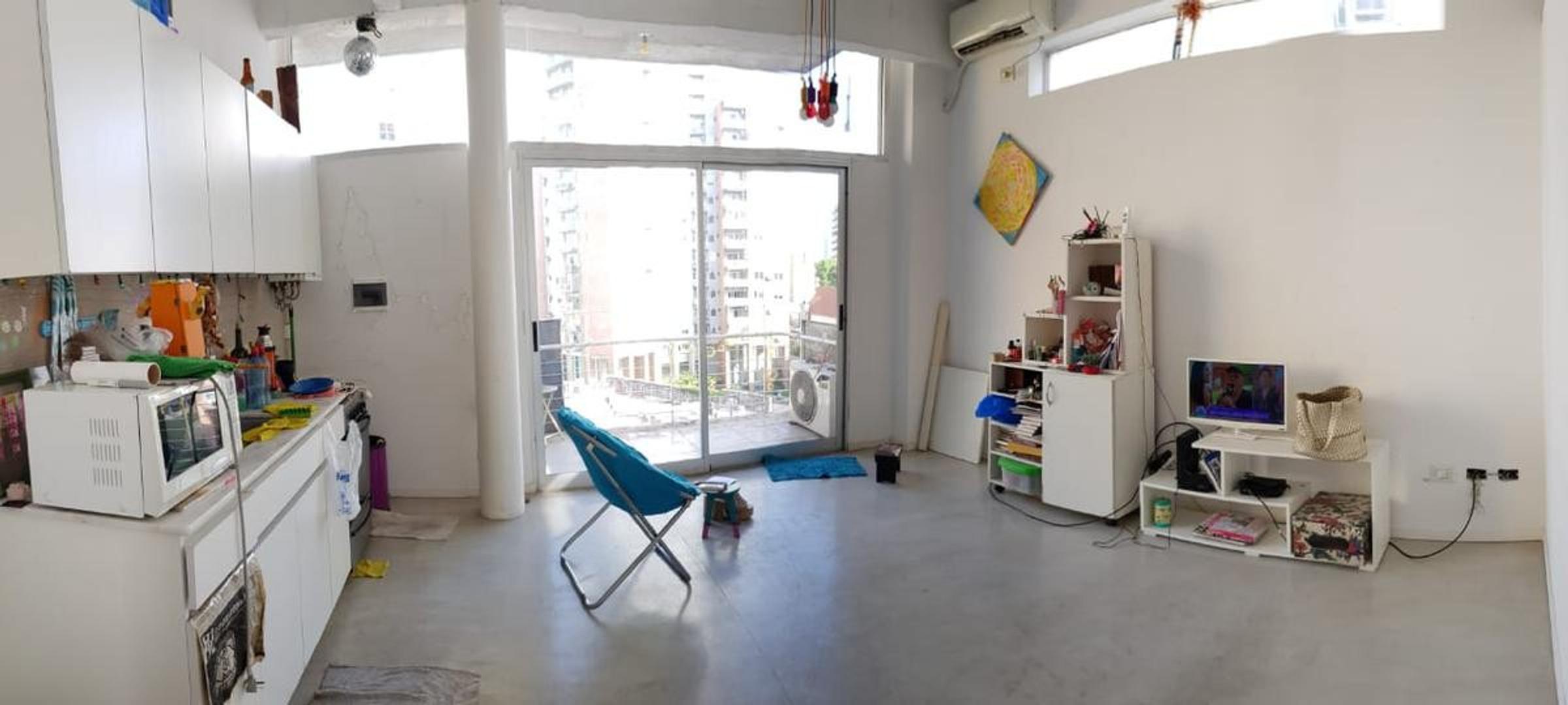 Departamento en Venta en Chacarita - 2 ambientes