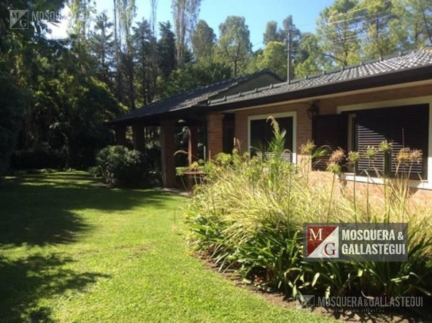 Casa en Venta en Pilar Village - 5 ambientes