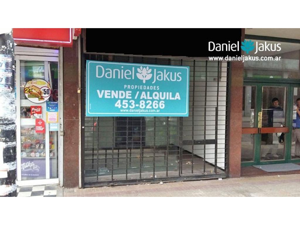 Local en venta ubicado en calle 50 entre 7 y 8, La Plata, Daniel Jakus Propiedades