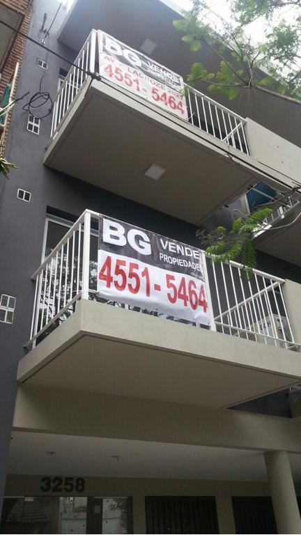 2 ambientes con  balcon  a estrenar!!!