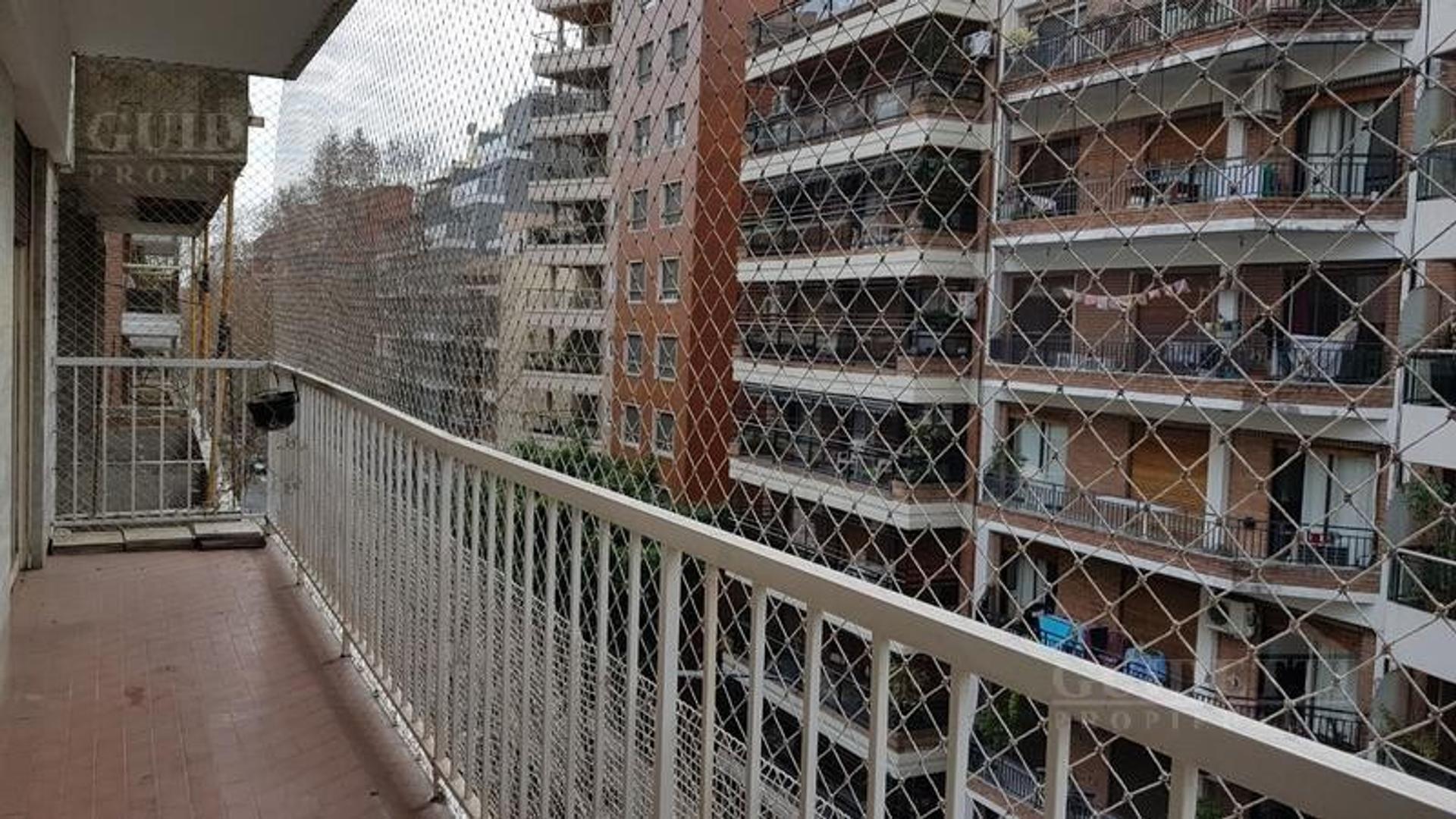 Departamento  en alquiler 4 ambientes balcón al frente - Villa Urquiza