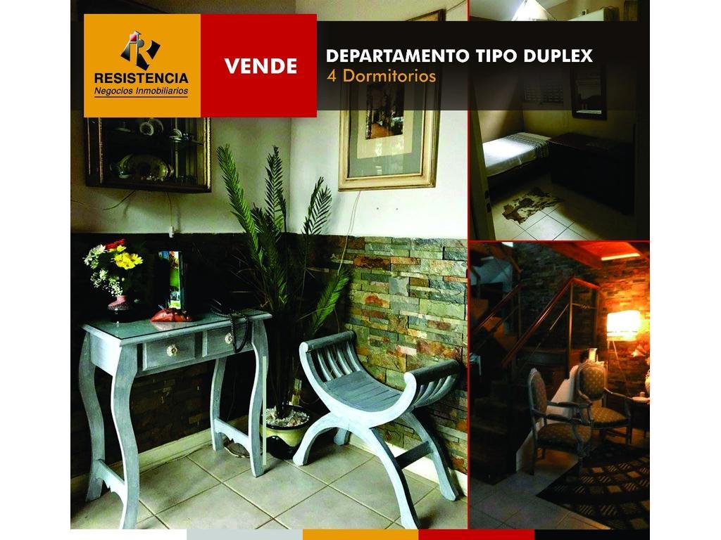 SE VENDE Departamento de 4 dormitorios en Barrio San Cayetano