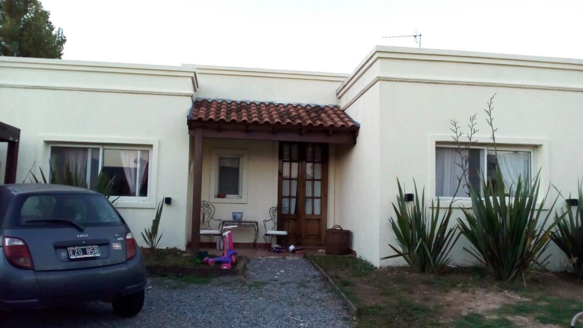 Muy linda casa en ALQUILER ENERO, Barrio San Francisco