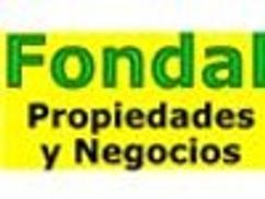 FONDAL PROPIEDADES
