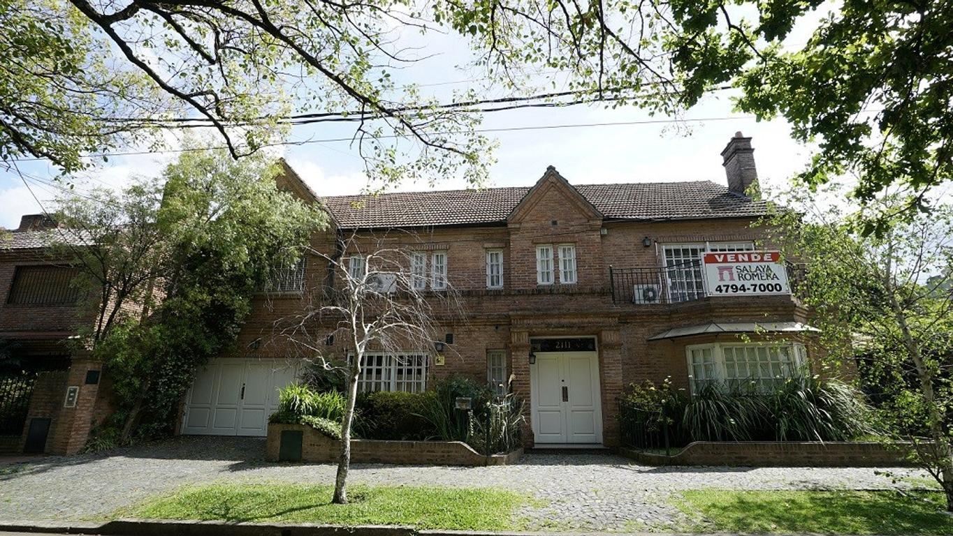 Casa - Venta - Argentina, Martinez - PAUNERO  AL 2100