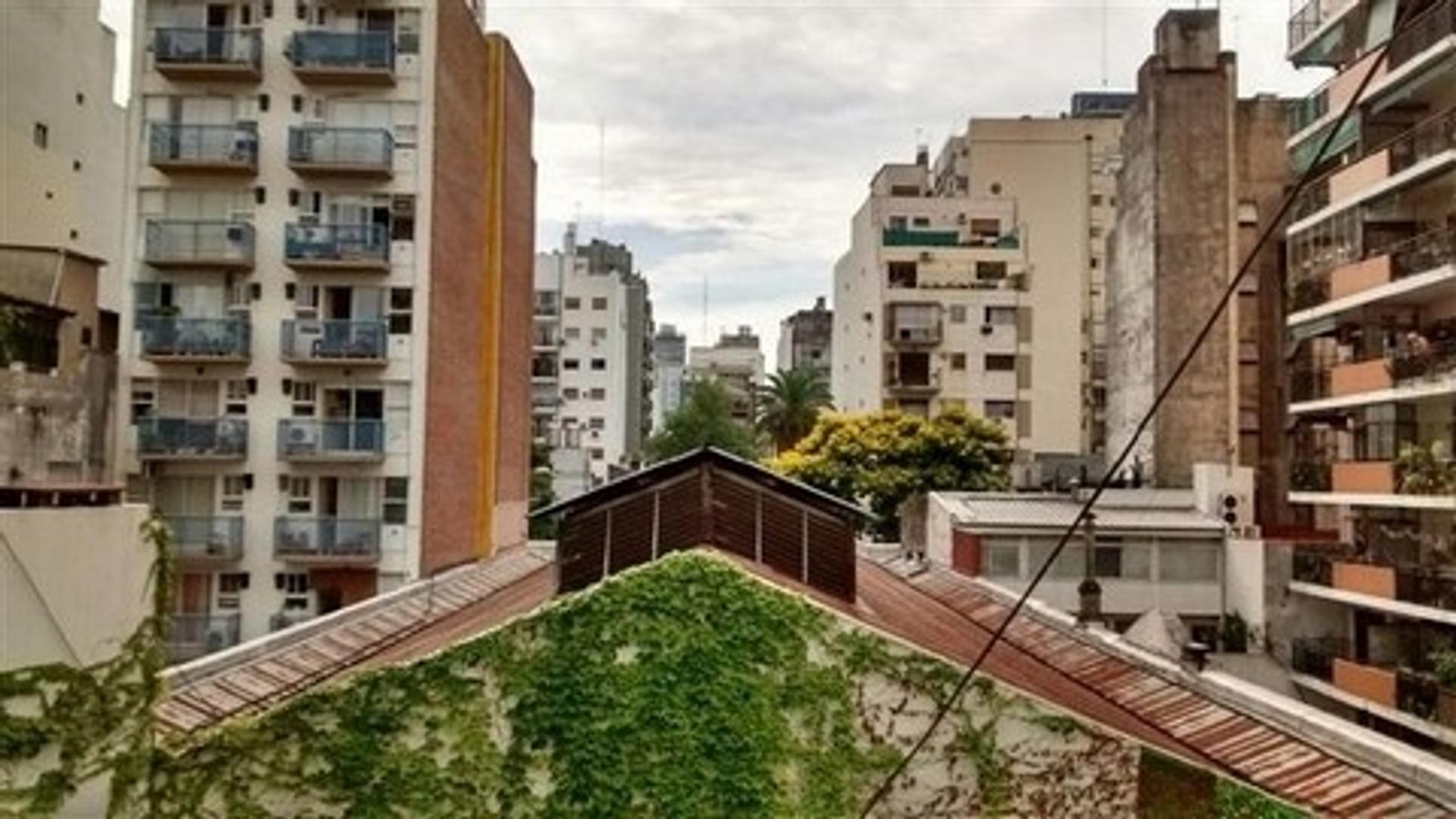PALERMO - 3  Ambientes con dependencia - Uriarte 2500  - Venta: U$S 250.000    APTO CREDITO
