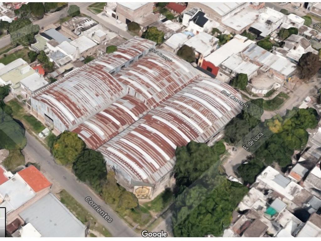 Galpon parabolido 2900 m2 cubiertos, ideal logististica, deposito, dividido, CORRIENTES 5000.