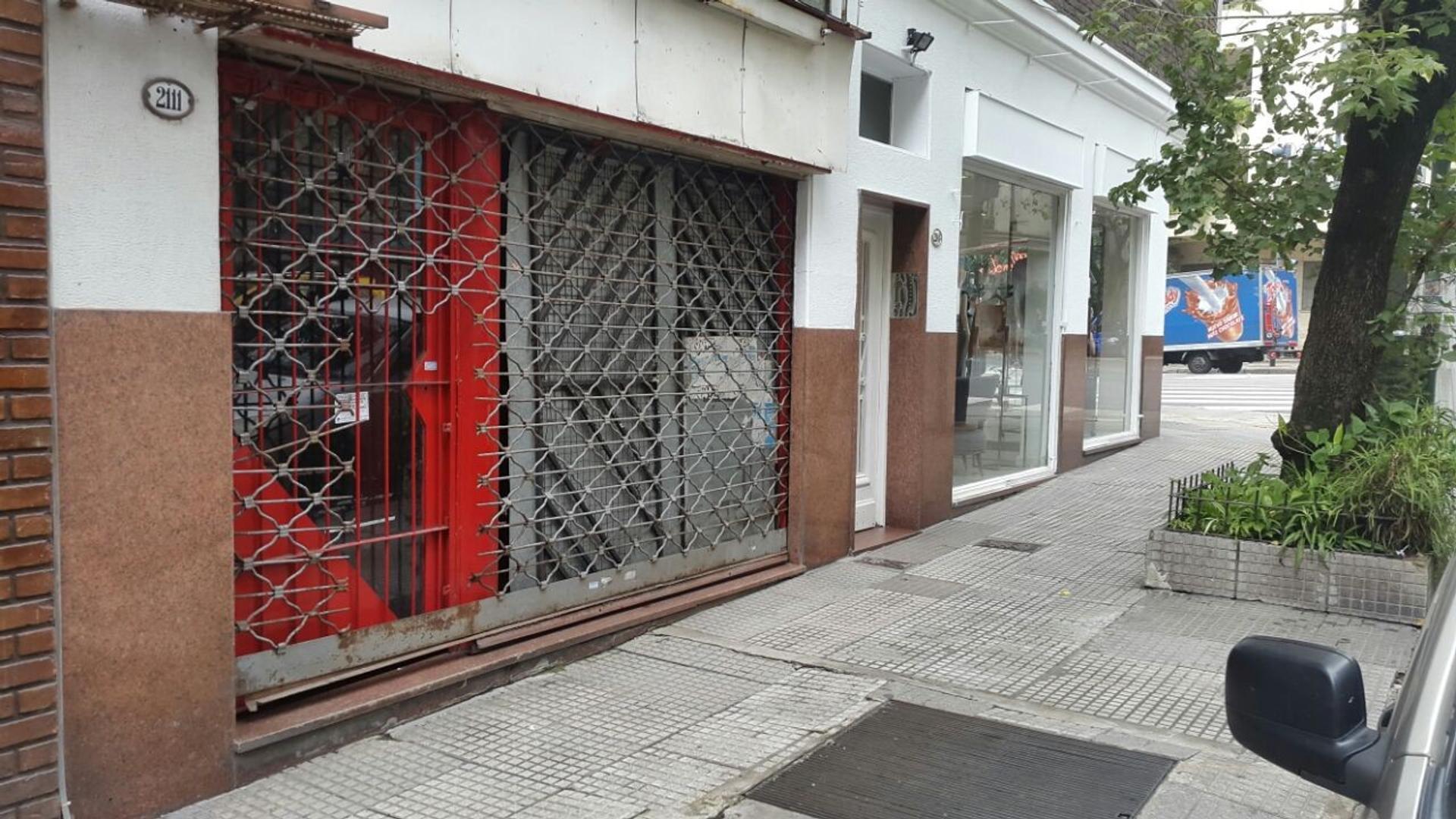 Local de 12 mts en Barrancas de Belgrano. Excelente ubicación