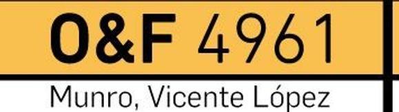 O&F 4961