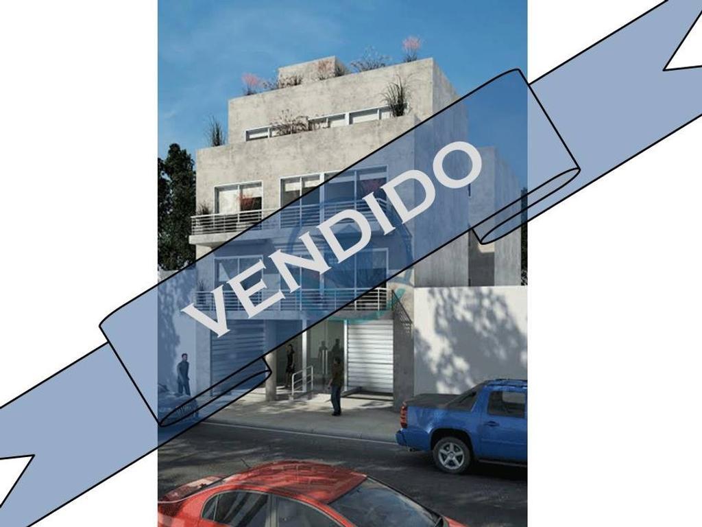 TOTALMENTE VENDIDO – 2 Ambientes C/Cochera (Septiembre 2017)