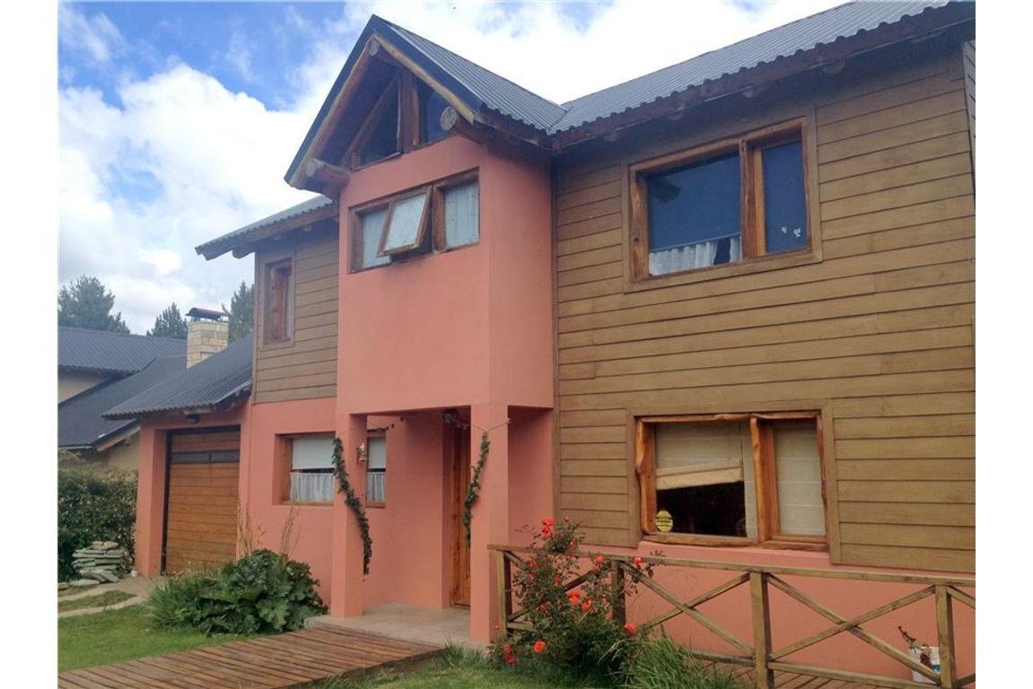 Amplia Casa en Alquiler  Bariloche - Bº La Colina