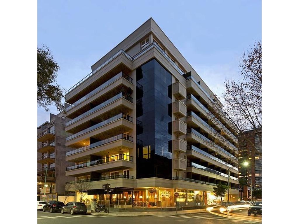 Castañeda y La Pampa - Monoambiente en un excelente edificio e inmejorable zona.