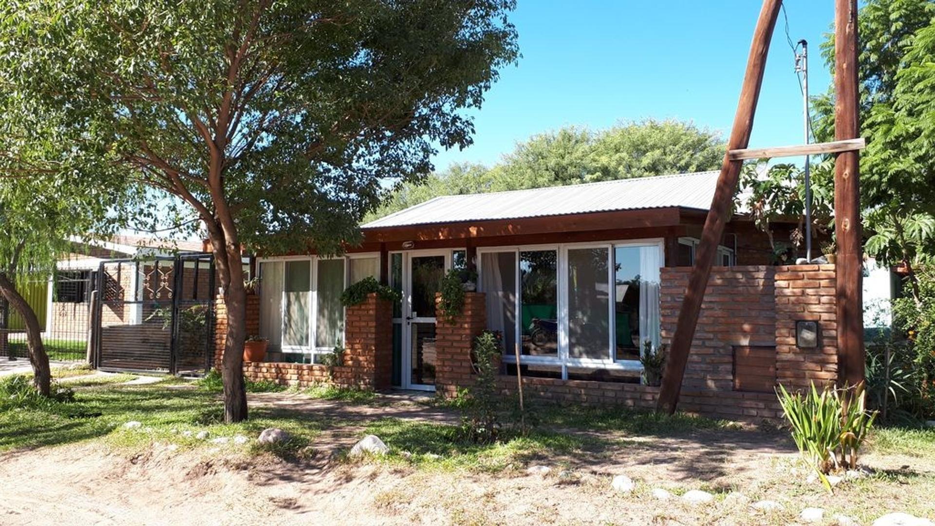 Casa En Venta En Centro De San Marcos Sierras En La Esquina Entre Calle Córdoba Y El Jilguero San Marcos Sierra Buscainmueble