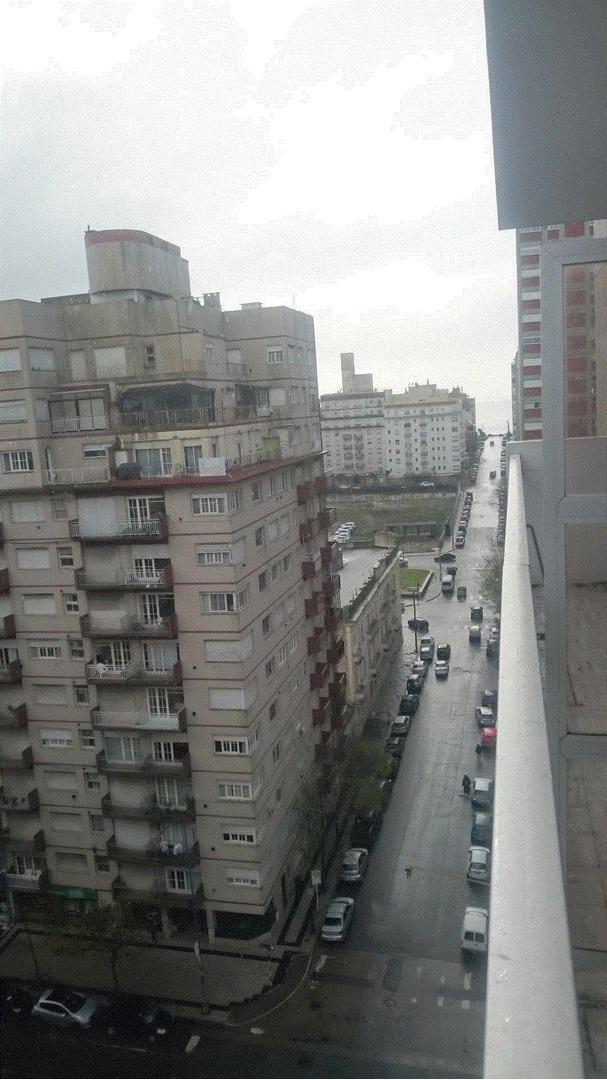 Departamento en venta balcón saliente centro mar del plata