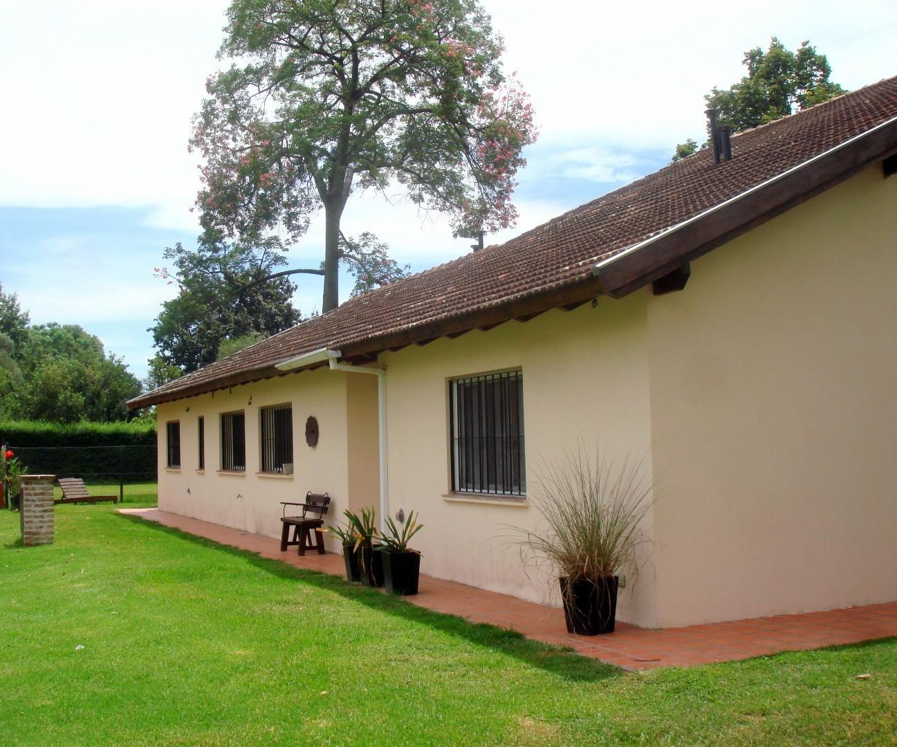 Casa en Venta en Countries y Barrios Cerrados Pilar - 4 ambientes